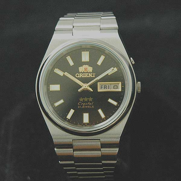 NOS ORIENT 21-JEWEL, AUTOMATIC,
