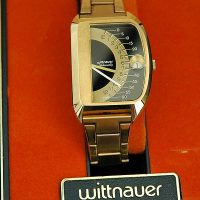 NOS WITTNAUER FUTURAMA FLYBACK, AUTOMATIC,