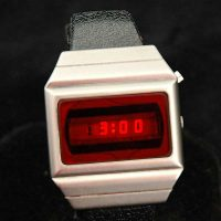 vintage LED watch NOS LA GENERALE TIP-WRIST LED,