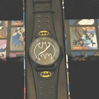 NOS ARMITRON BATMAN WATCH (2006),