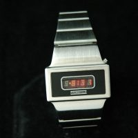 vintage LED watch NOS S.S. FAIRCHILD LED – From the Laboratory!,